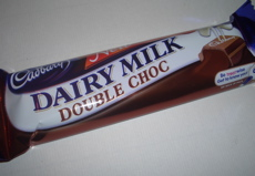 Dairy Milk Double Choc