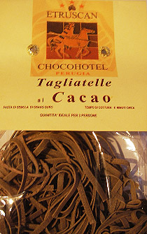 Tagliatelle al Cacao