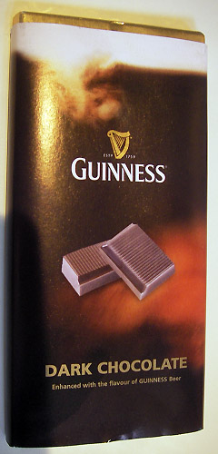 Guinness Dark Chocolate