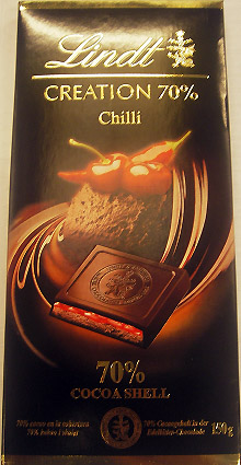 Lindt Creation Chilli
