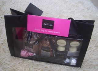 Hotel Chocolat Good Bag