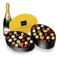 Champagne & Chocolates
