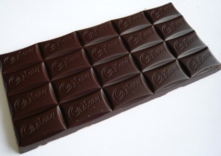 Cadbury Bournville Deeply Dark With Coffee