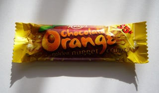Terry's Chocolate Orange Golden Nugget Crunch