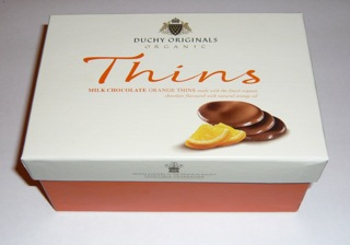 Duchy Originals Orange Thins