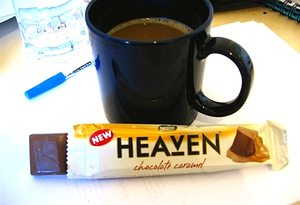 Nestle Heaven Caramel