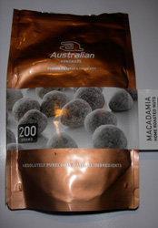 Australian Homemade Dark Chocolate Macadamias