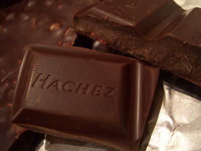 Hachez Cocoa D'Arriba Strawberry & Pepper