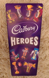 Cadbury Heroes