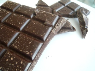Chocolate Cellar: Rose N Chilli Dark Chocolate