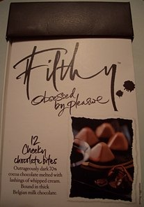 Filthy Food Company Cheeky Chocolate Bites