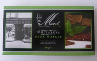 Whitakers Mint Wafers