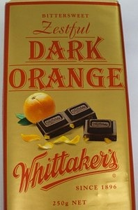 Whittaker's Dark Orange