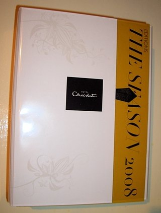 Hotel Chocolat Collection of the Season