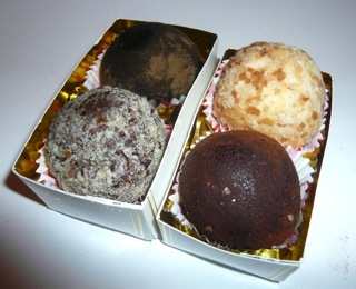 Mackinac Fudge Gourmet Truffles