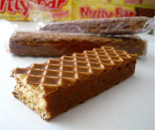 Little Debbie Nutty Bar