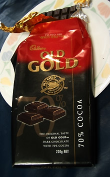Cadbury Old Gold 70%