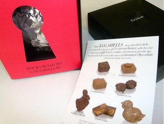 Hotel Chocolat Rocky Road To Caramellow Egg