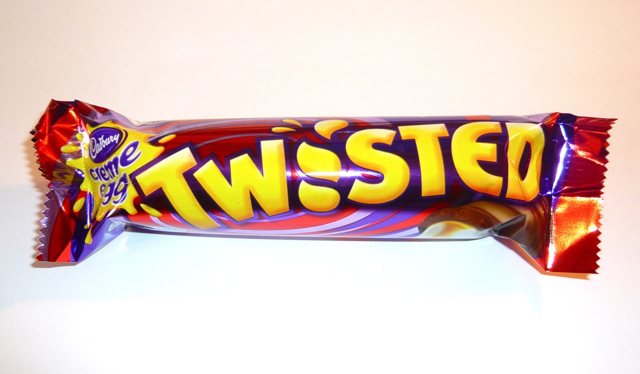 Cadbury Twisted Chocolate