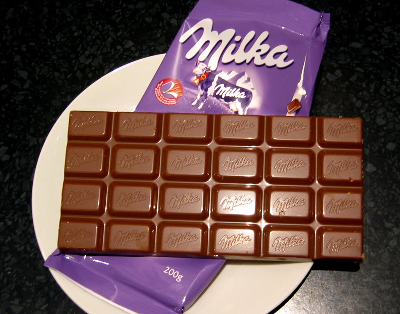 Milka Milk Chocolate Review
