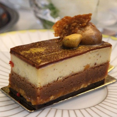 Snickers patisserie by sbpatisserie corinthialondon If real Snickers tasted thishellip