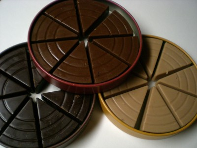 The Chocolate Traveler International Collection