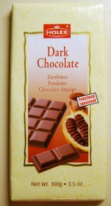 Holex Dark Chocolate