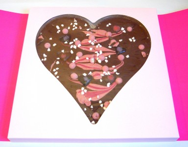 Hotel Chocolat Heart Strings