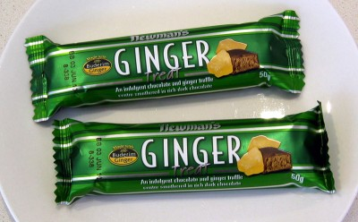 Newmans Ginger Treat