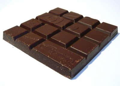 Thorntons Dark Chocolate With Chilli
