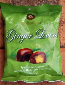 Ballantyne Ginger Lovers
