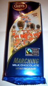 Caley's Marching Chocolate