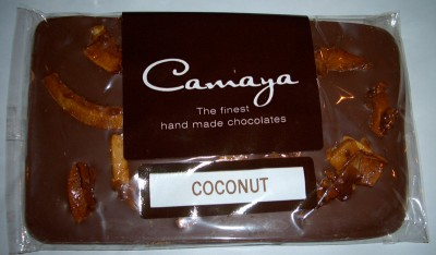Camaya Milk Chocolate Slabs