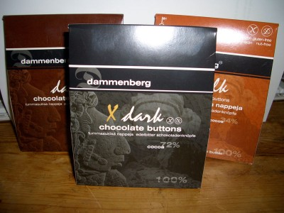 Dammenberg Chocolate Buttons