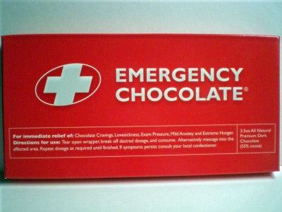 Bloomsberry Emergency Chocolate
