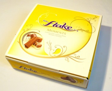 Cadbury Flake Moments
