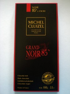 Michel Cluizel Grand Noir 85%