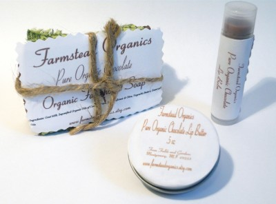 Farmstead Organics Soap & Lip Balm
