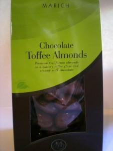 Marich Chocolate Toffee Almonds