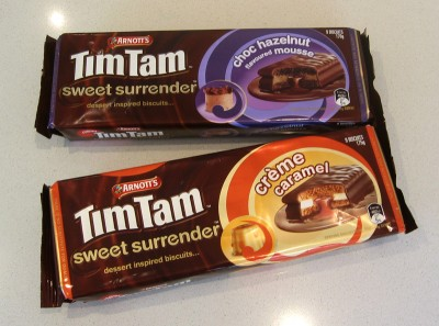 Arnotts Tim Tam Sweet Surrender