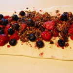 Chocolate and Berry Bread
