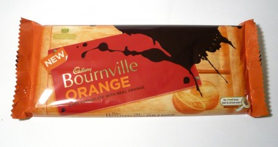 Cadbury Bournville Orange