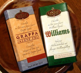 Camille Bloch Williams and Grappa