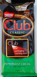 Nestle Club Classic Peppermint Cream