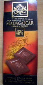 J. D. Gross Madagascar 46%