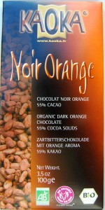 Kaoka Noir Orange