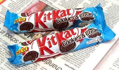KitKat Cookies & Cream
