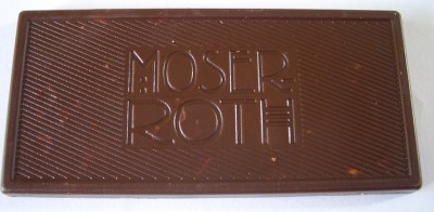 Moser-Roth Orange & Almond