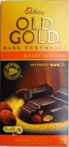 Cadbury Old Gold Roast Almond