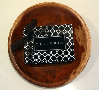 Oliveria Mediterranean Chocolates